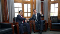 Phó Thủ tướng Trịnh Đình Dũng kết thúc tốt đẹp chuyến thăm Hà Lan