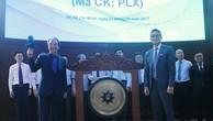 Petrolimex vào nhóm 10 doanh nghiệp có giá trị vốn hóa thị trường lớn nhất trên sàn HOSE.