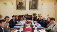Ireland luôn mong muốn thúc đẩy quan hệ hợp tác với Việt Nam