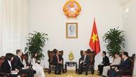 Thủ tướng tiếp Tổng Thư ký Tòa Trọng tài thường trực PCA
