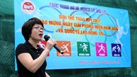 Sôi động giải thể thao MPI 2017