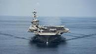 Hàn Quốc đàm phán tập trận chung cùng tàu sân bay Mỹ