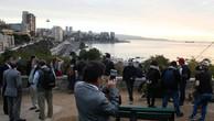 Động đất 7,1 độ Richter rung chuyển thủ đô Chile