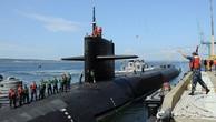 Tàu ngầm hạt nhân Mỹ sắp tới gần bán đảo Triều Tiên
