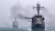 Mỹ-Hàn tập trận bắn đạn thật ngay sát Triều Tiên