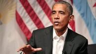 Obama bị chỉ trích vì bài phát biểu 400.000 USD cho ngân hàng Phố Wall