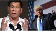 Tổng thống Donald Trump và người đồng cấp Rodrigo Duterte (Ảnh: AFP)