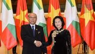 Tăng cường hợp tác Việt Nam-Myanmar qua kênh Quốc hội