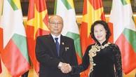 Tạo thuận lợi để doanh nghiệp Việt Nam đầu tư vào Myanmar