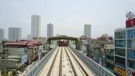 Đường sắt Cát Linh - Hà Đông được giải ngân 18,25 triệu USD
