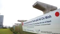 Tuyến metro số 2 TP.HCM có tổng mức đầu tư điều chỉnh là 2,152 tỷ USD. Ảnh: Đinh Tuấn