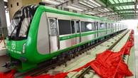 Bên trong đoàn tàu Cát Linh - Hà Đông