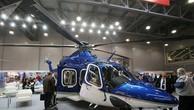 """Dàn trực thăng lạ mắt """"khoe dáng"""" tại triển lãm ở Nga"""