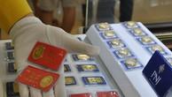 Giá bán vàng SJC giảm