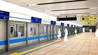3 nhà ga dưới lòng đất của tuyến metro Bến Thành - Suối Tiên