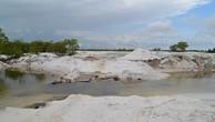 Công ty Thúy Nga xin thăm dò cát tại bãi Trằm (Thừa Thiên Huế)