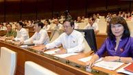 Ngày 16/6: Quốc hội xem xét 3 dự án luật