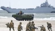 Quân đội NATO phô diễn sức mạnh sát sườn Nga