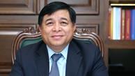 Thư chúc mừng Báo Đấu thầu của Bộ trưởng Bộ Kế hoạch và Đầu tư