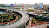 Vingroup cam kết bố trí đủ nguồn vốn để thực hiện Dự án Xây dựng tuyến đường bộ trên cao dọc đường Vành đai II đoạn từ cầu Vĩnh Tuy đến Ngã tư Sở (Hà Nội). Ảnh: Lâm Thanh Sơn