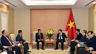 Khuyến khích DN Việt Nam đầu tư hạ tầng công nghệ thông tin tại Lào
