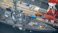 Khu trục hạm bị đâm lộ điểm yếu của tàu chiến Mỹ