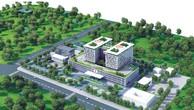 Gói thầu Xây dựng và lắp đặt thiết bị công trình Dự án Nhà điều trị nội trú - Bệnh viện Đa khoa tỉnh Vĩnh Phúc có giá trị hơn 695 tỷ đồng