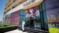 Văn phòng của hãng hàng không Qatar Airways ở Manama, Bahrain. (Ảnh: Reuters)
