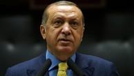 Tổng thống Thổ Nhĩ Kỳ Tayyip Erdogan. Ảnh:Reuters.