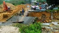 Yêu cầu các đơn vị bảo trì đường bộ chủ động ứng phó với mưa lũ
