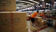 Lazada đã nhận hơn 2 tỷ USD đầu tư từ Alibaba. Ảnh:Reuters