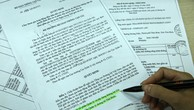 Bộ GTVT cấm thầu 2 nhà thầu gian lận hồ sơ