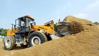 Nhà thầu loay hoay tìm cát xây dựng