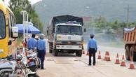 6 tháng: Xử phạt vi phạm tải trọng xe hơn 152 tỷ đồng