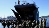 Lực lượng phóng lựu Nga diễn tập quy mô lớn