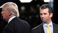 Chiến dịch của Trump chi tiền cho luật sư bảo vệ con trai Tổng thống