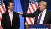 Trump bênh vực con trai về cuộc gặp với luật sư Nga