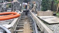 Nhà thầu Trung Quốc trúng thầu cung cấp cáp và dây điện đường dây 110KV