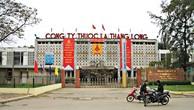Công ty Thuốc lá Thăng Long dự kiến hoàn thành công tác di dời trong giai đoạn 2018 – 2020