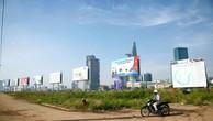 Xây dựng Trung tâm Tài chính TP.HCM sẽ tạo tiền đề để Khu đô thị mới Thủ Thiêm trở thành trung tâm kinh tế, tài chính của cả nước và khu vực. Ảnh: Đinh Tuấn