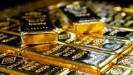Giá vàng thế giới lên đỉnh 3 tuần