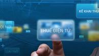 99,77% doanh nghiệp sử dụng dịch vụ khai thuế điện tử