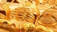 Giá vàng thế giới lên đỉnh một tháng