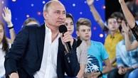 Putin để ngỏ khả năng tranh cử tổng thống Nga năm 2018