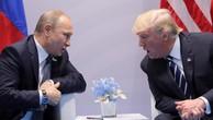 Tổng thống Mỹ Donald Trump (phải) và Tổng thoongsNga Vladimir Putin. (Ảnh: Reuters)