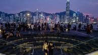 Giá thuê của những tòa tháp chọc trời tại Hong Kong cao hơn rất nhiều so với nhiều thành phố khác. Ảnh:Bloomberg