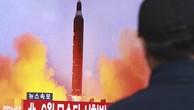 Mỹ đang nỗ lực xúc tiến việc trừng phạt Triều Tiên nhằm kiềm chế chương trình hạt nhân và tên lửa. Ảnh:AP.