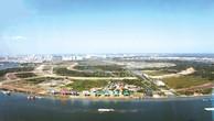 Để sớm đầu tư và hoàn thành Dự án Xây dựng cầu Thủ Thiêm 4, UBND TP.HCM kiến nghị được lựa chọn nhà đầu tư trong trường hợp đặc biệt theo Điều 26 Luật Đấu thầu. Ảnh: Hoàng Hải