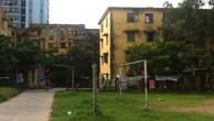 Dự án đối ứng cho dự án BT đầu tư xây dựng, chỉnh trang khu tập thể 4 - 5 tầng, phường Lê Hồng Phong, thành phố Thái Bình vừa có kết quả vào đầu tháng 7 này. Ảnh: Quốc Toàn