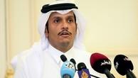 Ngoại trưởng Qatar Mohammed bin Abdulrahman al-Thani. Ảnh:Reuters.